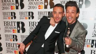 Liam Payne de One Direction va a ser papá y Louis Tomlinson lo prepara de este modo