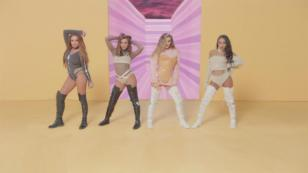 Little Mix lanzó el videoclip de 'Touch' ¡Tienes que verlo!