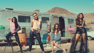 Se estrenó el videoclip de 'Shout Out To My Ex' de Little Mix, ¡y es increíble!
