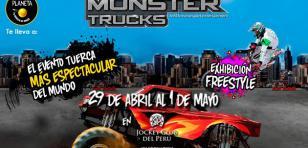 ¡Conoce a los ganadores de las entradas para el Monsters Truck!