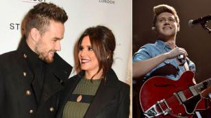 ¿Niall Horan reveló así el sexo del bebé de Liam Payne y Cheryl Cole?
