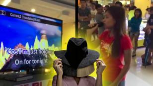 Niña canta 'Chandelier' de Sia en centro comercial y es viral de Facebook [VIDEO]