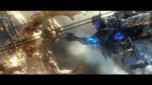Nuevo trailer de la película 'Power Rangers' muestra a Zordon y a los zords en acción [VIDEO]