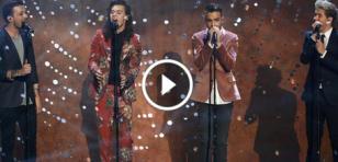 Así fue la despedida de One Direction de los escenarios [VIDEO]