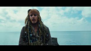 'Piratas del Caribe 5' llega con espectacular trailer [VIDEO]