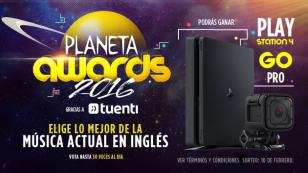 ¡Conoce a los ganadores del Planeta Awards 2016!