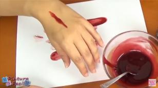 ¿Quieres hacer sangre falsa para Halloween? Sigue este tutorial [VIDEO]