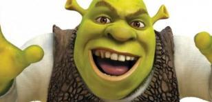 Revelan cómo lucía Shrek antes de ser famoso