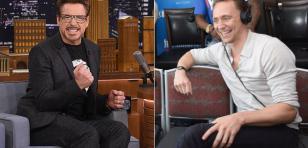 Robert Downey Jr. 'trollea' a Tom Hiddleston con Taylor Swift [FOTO]
