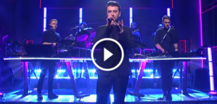 Así fue la presentación de Sam Smith en Saturday Night Live [VIDEO]