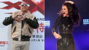 OMG! ¡Vin Diesel canta junto a Selena Gomez en 'It Ain't Me'! [VIDEO]