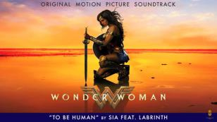 ¡Escucha la nueva canción de Sia 'To Be Human' para la película 'Wonder Woman'!