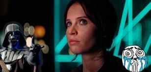 'Star Wars: Rogue One' estrenó nuevo tráiler en el que aparece ¡¡¡DARTH VADER!!!