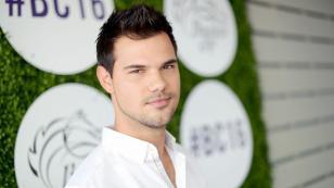 ¡Taylor Lautner encontró el amor en el set de 'Scream Queens'! [FOTO]