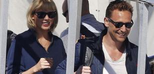 ¡Taylor Swift va a buscar a Tom Hiddleston en su jet privado!
