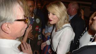 Esta es la foto de Taylor Swift que se ha convertido en meme [FOTOS]