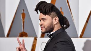 ¿Lo reconoces? ¡Así luce The Weeknd luego de cortarse sus rastas! [FOTOS]
