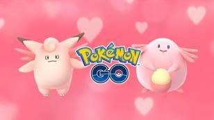 Todos los detalles de 'Pokémon GO' y su evento por San Valentín