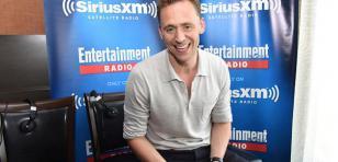 ¡Tom Hiddleston inauguró su cuenta de Instagram con esta foto!