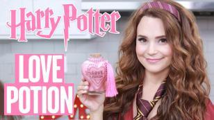Una 'youtuber' creó la poción de amor de 'Harry Potter', Amortentia [VIDEO]