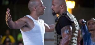 ¿Tensión entre Dwayne Johnson y Vin Diesel continúa? [FOTO]