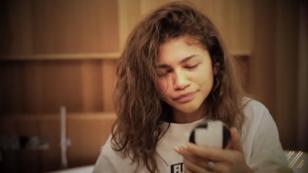 Zendaya enseña cómo ocultar el acné con poco maquillaje [VIDEO]