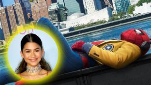 Zendaya está irreconocible en el nuevo trailer de 'Spider-Man: Homecoming' [VIDEO]