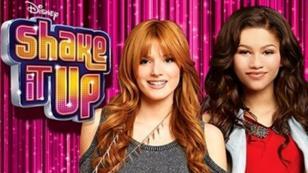 Zendaya se volvió a juntar con Bella Thorne, su coestrella de 'Shake It Up'