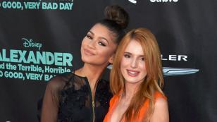 Zendaya volverá a juntarse con Bella Thorne, coestrella de 'Shake It Up', en televisión