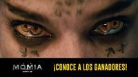 ¡Conoce quiénes son los ganadores de los packs para ver 'La Momia'!