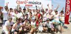 Claro Música presente en la carrera más colorida del verano: 'Alaska 5K – Playas del Sur'