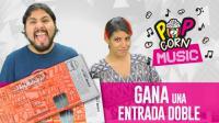 ¡Gana una entrada doble para el concierto de Justin Bieber en Lima con Pop Corn Music!