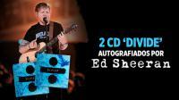 ¡Así entregamos los CD 'Divide' de Ed Sheeran!