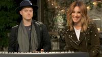 High School Musical: Ashley Tisdale y Lucas Grabeel se reencuentran [FOTOS Y VIDEO]