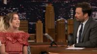 Miley Cyrus canta 'Malibu' e 'Inspired' en 'The Tonight Show' con Jimmy Fallon [FOTOS Y VIDEO]