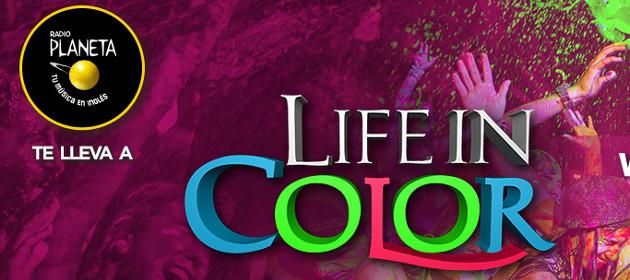 ¿Quieres ir al Life In Color Perú ? ¡Gana entradas!