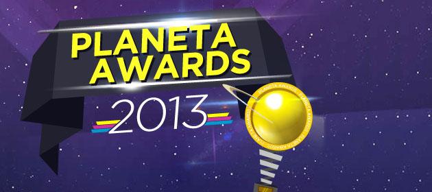 Ganadores del Planeta Awards