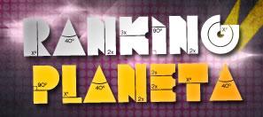 Ranking Planeta del 15de julio de 2017