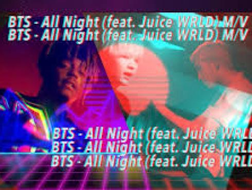 All Nigth BTS