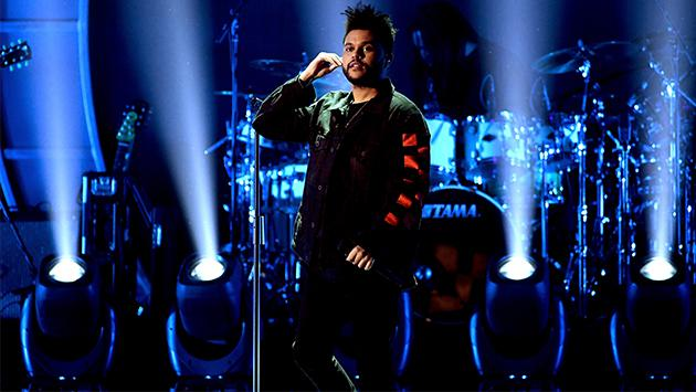 Adam Sandler quedó maravillado con The Weeknd