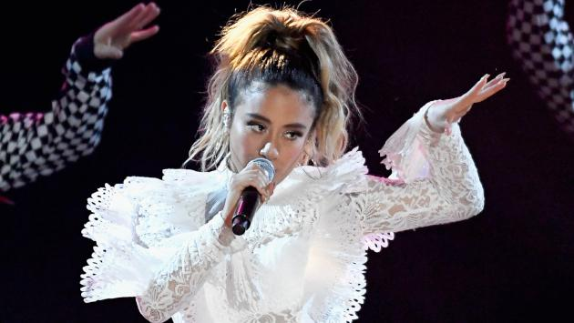 Ally Brooke enseña un adelanto de su video debut como solista