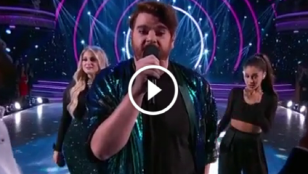 Ariana Grande, Meghan Trainor y Who Is Fancy cantaron 'Boys Like You' en 'Dancing With The Stars' [VIDEO]