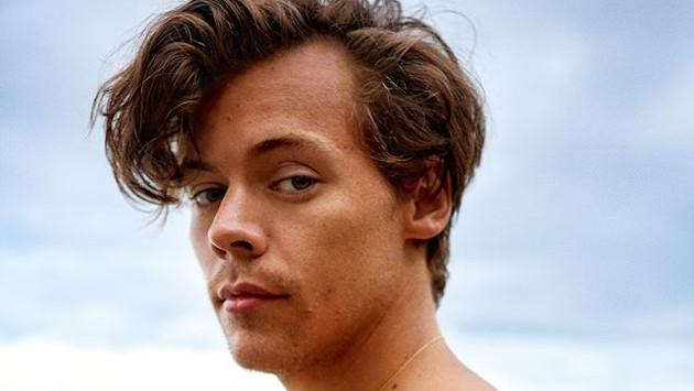 Así se prepara Harry Styles para su aparición en 'Saturday Night Live'