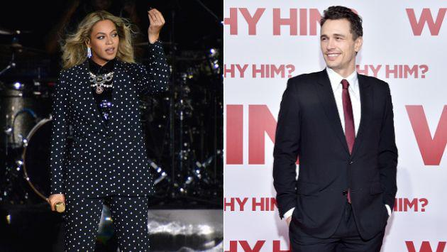 WTF! ¡Mira a James Franco transformado en Beyoncé! [FOTO + VIDEO]