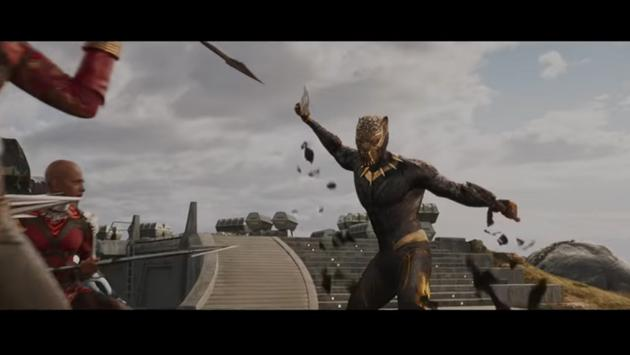 'Black Panther' lanzó su primer trailer [VIDEO]