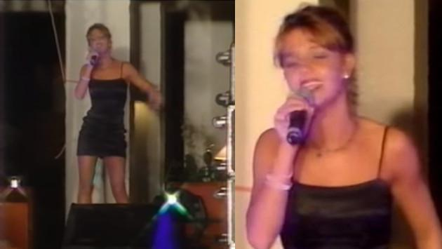 ¡Este video de Britney Spears a sus 16 años ha causado gran furor!