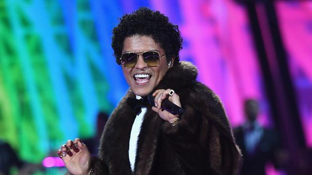 Bruno Mars estrena el tema 'Wake up in the sky' junto a Kodak Black y Gucci Mane