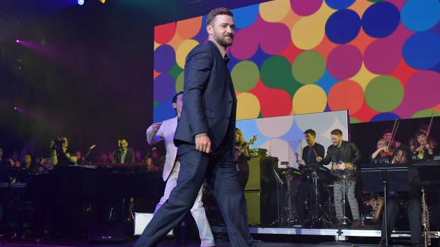 'Can't stop the feeling' de Justin Timberlake supera los mil millones de vistas en YouTube