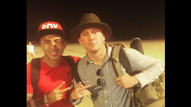Channing Tatum visita Perú: ¡Aquí todas las fotos del actor de 'Magic Mike'!