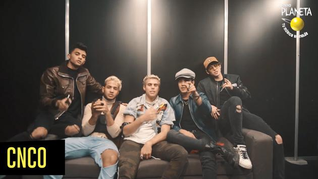 CNCO te invita a escuchar su tema 'Hey Dj' en Radio Planeta [VIDEO]